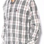 BURBERRY BLACK LABEL チェックシャツ