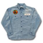 BUZZ RICKSON'S(バズリクソンズ)/Pherrow's(フェローズ) シャンブレーシャツ
