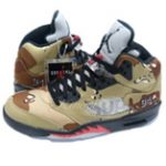 "AIR JORDAN 5 RETRO SUPREME ""DESERT CAMO"" 824371-201"